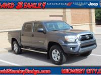 4D Double Cab, 4.0L V6 EFI DOHC 24V, Automatic, and