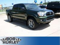 Check out this 2014 Toyota Tacoma DBL CAB 4WD V6 AT.