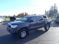 This 2014 Toyota Tacoma V6 is a real winner with