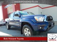 We are excited to offer this 2014 Toyota Tacoma. When
