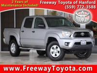 This 2014 Tacoma is for Toyota fans who are searching
