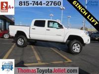 2014 Toyota Tacoma V6 4x4, Clean Vehicle History