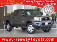 CARFAX One-Owner. Clean CARFAX. 2014 Toyota Tacoma V6