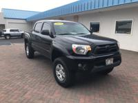 Looking for a clean, well-cared for 2014 Toyota Tacoma?