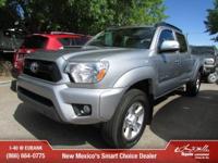Options:  2014 Toyota Tacoma V6|4X4 V6 4Dr Double Cab
