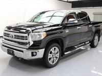 2014 Toyota Tundra with 5.7L V8 EFI