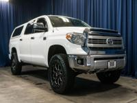 Clean Carfax 4x4 Lifted Truck with a Brand New Lift!