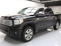 2014 Toyota Tundra with 5.7L V8 EFI Engine,Leather