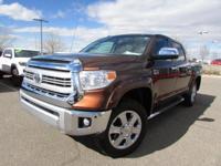Options:  2014 Toyota Tundra 1794|4X4 1794 4Dr Crewmax