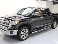 2014 Toyota Tundra with 1794 Edition,5.7L V8