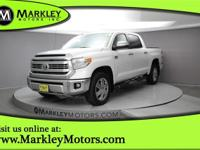 Our Carfax Accident-Free One Owner 2014 Toyota Tundra