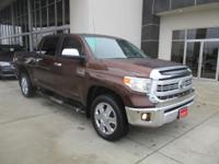 Options:  2014 Toyota Tundra 1794|Fuel Consumption: