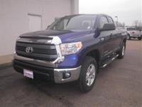 WOW!! Beautiful Local Trade with LOW MILES! TRD Off