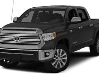 Come see this certified 2014 Toyota Tundra . It has a
