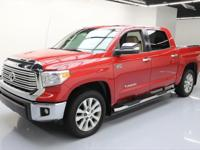 2014 Toyota Tundra with 5.7L V8 Engine,Leather