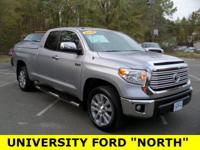 Carfax One-Owner. Clean CARFAX 2014 Toyota Tundra