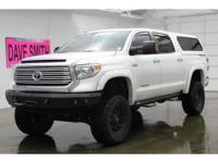 2014 Toyota Tundra Limited TRD Crewmax Cab Short Box