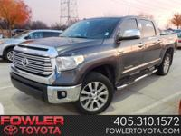 Limited 4x4 Package! Navigation! Power Sunroof! Leather