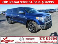 1-Owner New Vehicle Trade! Limited 5.7 V8 Crew Max 4x4.