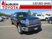 1 OWNER, LEATHER, 4WD!! This 2014 Toyota Tundra Double