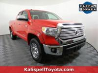 Options:  2014 Toyota Tundra Limited|Radiant Red/|V8