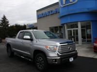 ONE OWNER, ACCIDENT FREE CARFAX, 2014 TUNDRA LIMITED