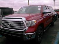 Tundra Limited, 4D Double Cab, i-Force 5.7L V8 Flex