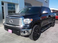 From city streets to back roads, this Black 2014 Toyota