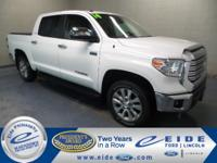 2014 Toyota Tundra CrewMax Limited Highlighted with