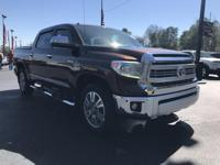 Options:  2014 Toyota Tundra Tundra Crewmax
