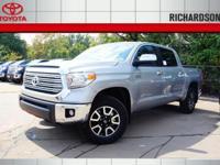 Exterior Color: silver, Body: Pickup, Engine: V8 5.70L,