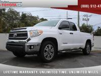 2014 Toyota Tundra Double Cab SR5 TRD Off Road 5.7L V8,