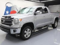 2014 Toyota Tundra with 5.7L V8 Engine,Cloth