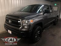 Options:  2014 Toyota Tundra 4Wd Double Cab 4.6L V8
