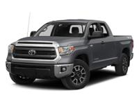 Toyota Certified and 4WD. Drive this home today!