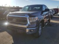 Clean CARFAX. Magnetic Gray Metallic 2014 Toyota Tundra