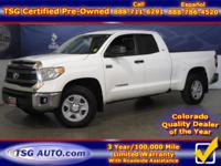 **** JUST IN FOLKS! THIS 2014 TOYOTA TUNDRA SR5 HAS