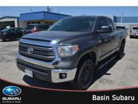An outstanding workhorse, our 2014 Toyota Tundra SR