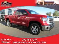 CARFAX 1-Owner, Toyota Certified, GREAT MILES 17,439!