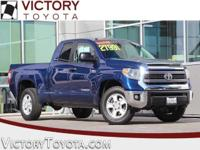Carfax one owner, Hands Free/Bluetooth, Tundra SR5, 4D