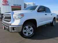Back-up camera and four wheel drive!! This 2014 Toyota
