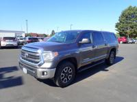 This 2014 Toyota Tundra SR5 includes a CD changer and