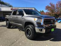 *CLEAN CARFAX*, *LOCAL TRADE*, 4WD, ABS brakes,