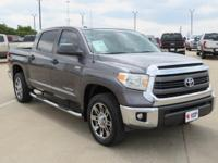 CARFAX One-Owner. Clean CARFAX. Gray 2014 Toyota Tundra