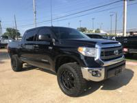2014 Toyota Tundra SR5 6-Speed Automatic Electronic