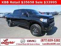 1-Owner New Vehicle Trade! SR5 5.7 V8 Crew Cab 4x4.