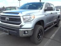 Check out this 2014 Toyota Tundra SR5. Its Automatic