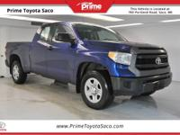 Toyota Certified! Carfax One Owner! 2014 Toyota Tundra