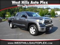 TUNDRA SR5 DOUBLE CAB 4WD  Options:  2-Stage