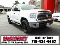 Built as tough as the Tundra! You wont be disappointed